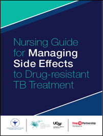 Nursing Guide for Managing Side Effects to Drug-resistant TB Treatment