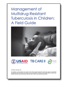 Management of Multidrug-Resistant Tuberculosis in Children: A Field Guide