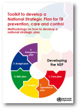 Toolkit to Develop a National Strategic Plan for TB Prevention, Care, and Control