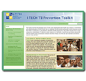 I-TECH TB Prevention Toolkit